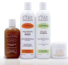 Etae E'tae Natural Products Carmel Treatment Set 4pcs Free Priority Mail Ship!