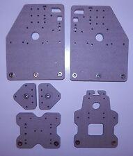 OX CNC ROUTER KIT - BASIC 4 PLATE SET + ZAXIS - USE w/OPENBUILDS V-SLOT