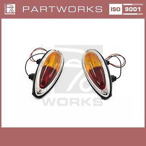 Tail Light For Porsche 356 Left Right Pair
