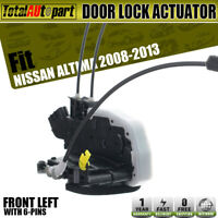 Front Driver Left Dorman 937-242 Door Lock Actuator Motor For Nissan Altima
