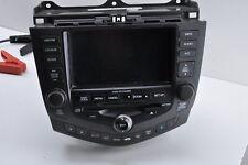 HONDA ACCORD Navigation Navi GPS CD Radio OEM 2003 - 2005 *