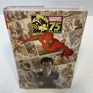 Marvel 75 Years Omnibus X-men Spiderman Fantastic Four Hulk Avengers