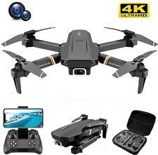 V4 RC 4k Drone HD Dual Camera New Wide Angle Camera 1080P WiFi FPV Quadcopter