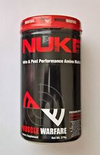 Muscle Warfare Nuke BCAA