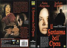 IL FANTASMA DELL'OPERA (1998) vhs ex noleggio