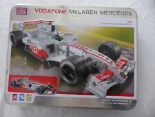 MEGA BLOCKS - VODAFONE MC LAREN MERCEDES - 3236 - COMPLET