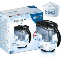 Brita Elemaris 3.5L XL Large Fridge Water Filter Jug +1 Maxtra Filter
