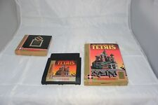 Tetris (Tengen) (Nintendo Entertainment System, 1988) Box and Game Only