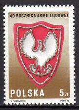 Poland - 1983 40 years army - Mi. 2897 MNH