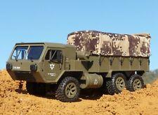 RC MAXI LKW US Army mit LICHT & AKKU Länge 47cm