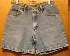 Blue Jean shorts for women size 8 average waist 27 inseam 5 by Wrangler