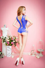 sexy lingerie women Wrap Exotic blue  babydoll Sexy lingerie Bodycon hot sexy