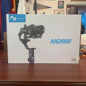 FeiyuTech AK2000 3 Axis Gimbal Stabilizer