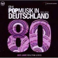 POP IN DEUTSCHLAND-80ER-NDW,PUNK & POPKULTUR (IDEAL, BAP, NENA, TRIO UVM) CD NEU