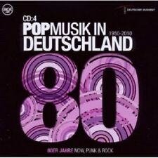 POP IN DEUTSCHLAND-80ER-NDW,PUNK & POPKULTUR (IDEAL, BAP, NENA, TRIO UVM) CD NEU