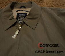 New Comcast CMAP Spec Team ~ CISCO ~ Windbreaker Jacket for over Shirt NWOT XL