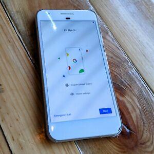 Google Pixel - 32GB - Very Silver (Unlocked) *FAULTY*