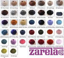100% Luxurious Baby Alpaca Wool/Yarn from Peru Double Knitting Crochet DK 50g