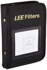 Lee Filters Multi Filter Pouch Holds 10 Filters for the 100mm System Black