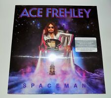 Ace Frehley NEW sealed Spaceman 180 gram silver vinyl LP with download KISS