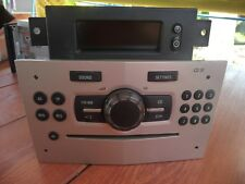 Autoradio Radio Cd Player Opel Corsa D CD 30 + INFO DISPLAY Affichage Date Horloge
