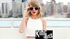 TAYLOR SWIFT THE COMPLETE MUSIC VIDEO DVD COLLECTION NEW ROMANTICS BLANK SPACE