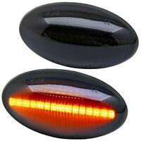 LED SEITENBLINKER schwarz für BMW MINI R50 | R52 | R53 [7144-1]