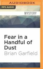 Fear in a Handful of Dust by Brian Garfield (2016, MP3 CD, Unabridged)