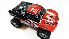 SALE R/C Monster Red Incredible Hunter X 2.4GHZ RC Car Racing Buggy Truggy Truck