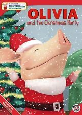 Olivia TV Tie-In Ser.: OLIVIA and the Christmas Party by Tina Gallo (2011,...