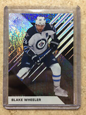 16-17 UD SPGU SP Game Used Black #29 BLAKE WHEELER SSP