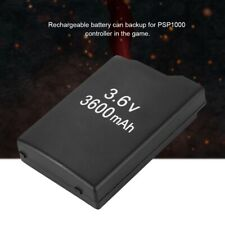 3600mah Li-ion Rechargeable Battery Pack fit For Sony PSP 1000 Game Controller