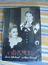 Juan Gabriel Rocio Durcal BRAND NEW ALL REGION DVD NTSC JUNTOS OTRA VEZ