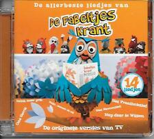 DE FABELTJES KRANT - De Allerbeste Liedjes van CD Album 14TR Holland 2007