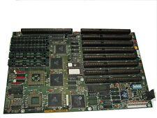 Mainboard PER INTEL 80386  P/N 09-00065 MB101822295 8 SLOT ISA  NOCPU