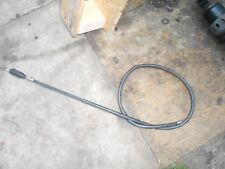 SUZUKI GSF 600 BANDIT MK1 CLUTCH CABLE