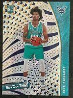 2 Nick Richards 2020-21 Panini Revolution Basketball Rookie Cards #139 Lot 2