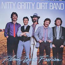 """Nitty Gritty Dirt Band - Plain Dirt Fashion - LP 12 """" (R942)"""