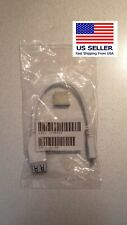 Micro USB B Male to USB 2.0 A Female OTG (Slimline) Adapter Cable 6 in.