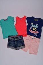 Kombination Short H&M, Zara + T-Shirts Primark, Nutmeg, F&F Gr 98 neu