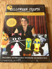 Halloween Crafts DVD Complete Guide to Making Party Decorations