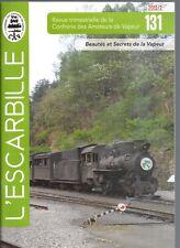 L'ESCARBILLE N°131 - PLAN : 020T CORPET-BROWN / LA TOURAINE / BILLE OU PATATOIDE
