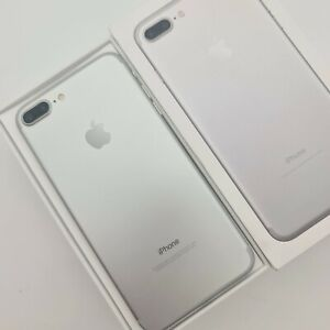 Apple iPhone 7 Plus - 32GB - Silver (Unlocked)  Mint Condition