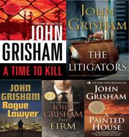 Collection of 5 books by JOHN GRISHAM (EPUB.PDF.MOBI)