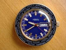 RAKETA WORLD TIME ZONE Russian Soviet watch