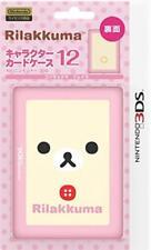 Nintendo 3DS Character Card Case 12 Korilakkuma Face