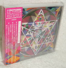 2NE1 New Album Crush 2014 Taiwan Ltd CD+DVD (Pink Version)