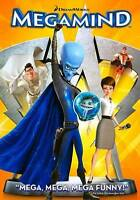 DreamWorks Megamind (DVD,2011,Widescreen) Brand New Factory Sealed
