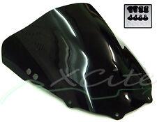 Double Bubble Windscreen BLACK CBR250RR CBR250 250RR MC22 -FREE bolts- #WS1007#