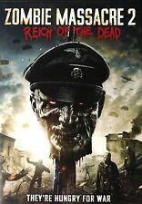 Zombie Massacre 2: Reich of the Dead (DVD, 2017): Andrew Mills, Dan van Husen